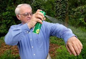 DEET er det mest effektive myggemiddel i verden, men bør kun anvendes, når det virkeligt er nødvendigt